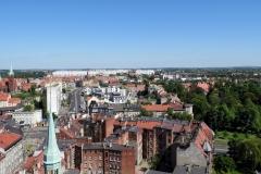 Legnica - kościół Mariacki- wieża (3)