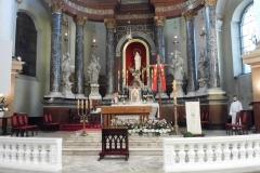 Legnica - kościół franciszkanów