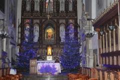 Wystrój Kościoła na Boże Narodzenie 2018 (2)