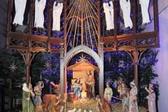 Wystrój Kościoła na Boże Narodzenie 2018 (3)
