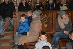 Droga Krzyżowa i Msza Święta z udziałem dzieci z przedszkola sióstr Józefitek (07)