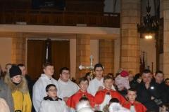 Droga Krzyżowa i Msza Święta z udziałem dzieci z przedszkola sióstr Józefitek (15)
