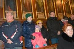 Droga Krzyżowa i Msza Święta z udziałem dzieci z przedszkola sióstr Józefitek (17)