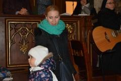 Droga Krzyżowa i Msza Święta z udziałem dzieci z przedszkola sióstr Józefitek (23)
