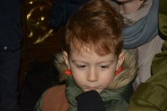 Droga Krzyżowa i Msza Święta z udziałem dzieci z przedszkola sióstr Józefitek (38)
