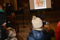 Droga Krzyżowa i Msza Święta z udziałem dzieci z przedszkola sióstr Józefitek (50)