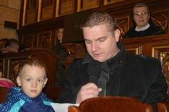 Droga Krzyżowa i Msza Święta z udziałem dzieci z przedszkola sióstr Józefitek (54)