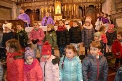 Droga Krzyżowa i Msza Święta z udziałem dzieci z przedszkola sióstr Józefitek (64)