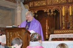 Droga Krzyżowa i Msza Święta z udziałem dzieci z przedszkola sióstr Józefitek (69)