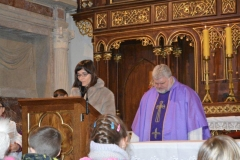 Droga Krzyżowa i Msza Święta z udziałem dzieci z przedszkola sióstr Józefitek (70)