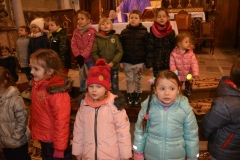 Droga Krzyżowa i Msza Święta z udziałem dzieci z przedszkola sióstr Józefitek (71)