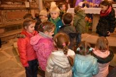 Droga Krzyżowa i Msza Święta z udziałem dzieci z przedszkola sióstr Józefitek (73)