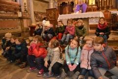 Droga Krzyżowa i Msza Święta z udziałem dzieci z przedszkola sióstr Józefitek (74)