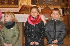 Droga Krzyżowa i Msza Święta z udziałem dzieci z przedszkola sióstr Józefitek (79)