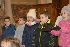 Droga Krzyżowa i Msza Święta z udziałem dzieci z przedszkola sióstr Józefitek (81)