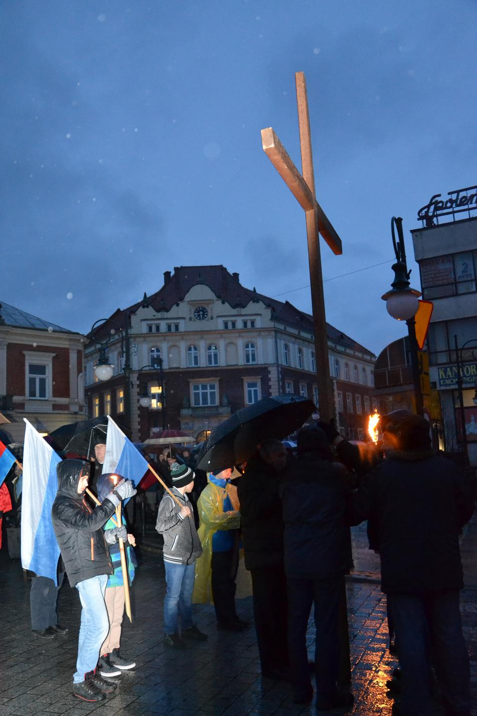 Droga Krzyżowa ulicami Krosna (109)