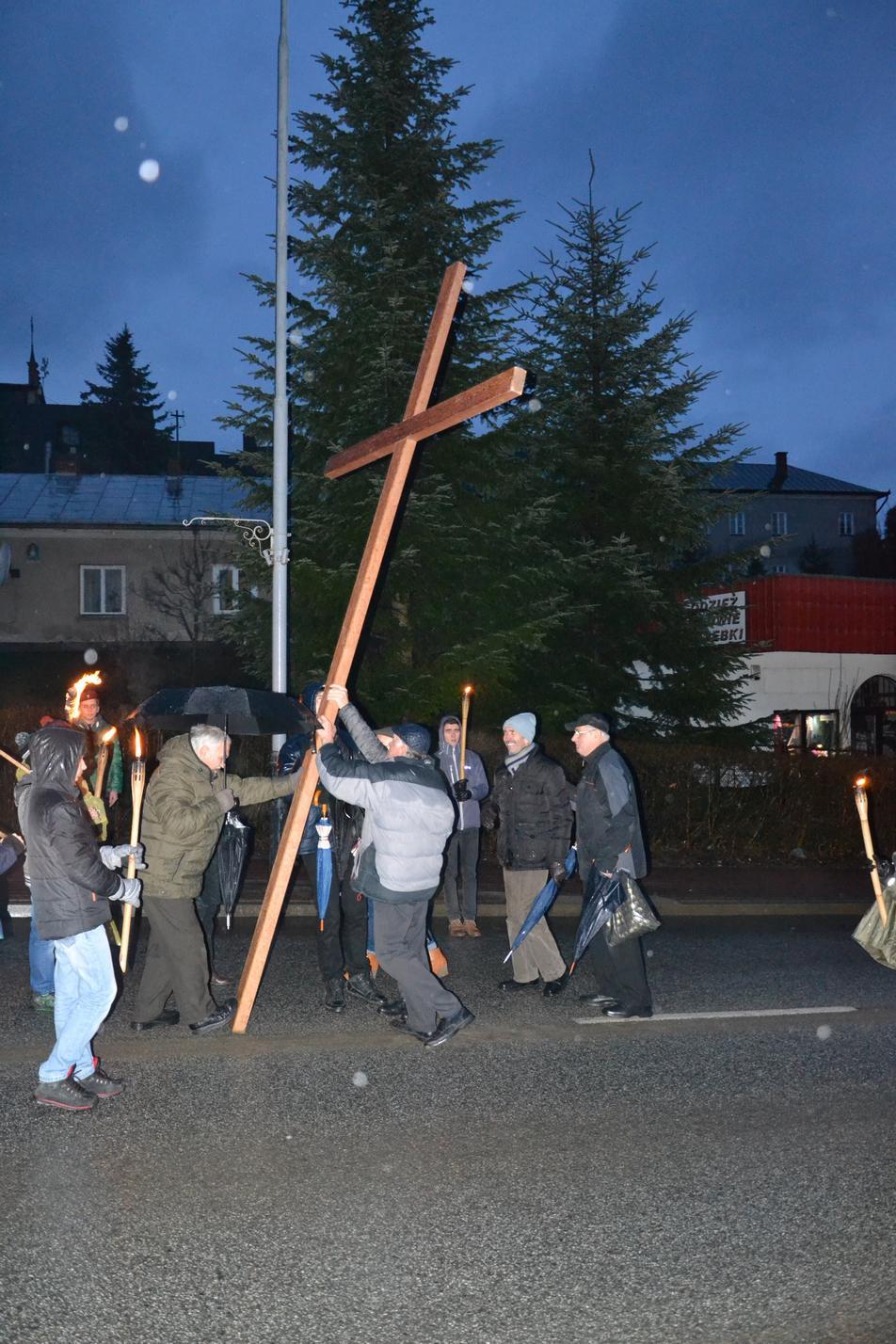 Droga Krzyżowa ulicami Krosna (113)