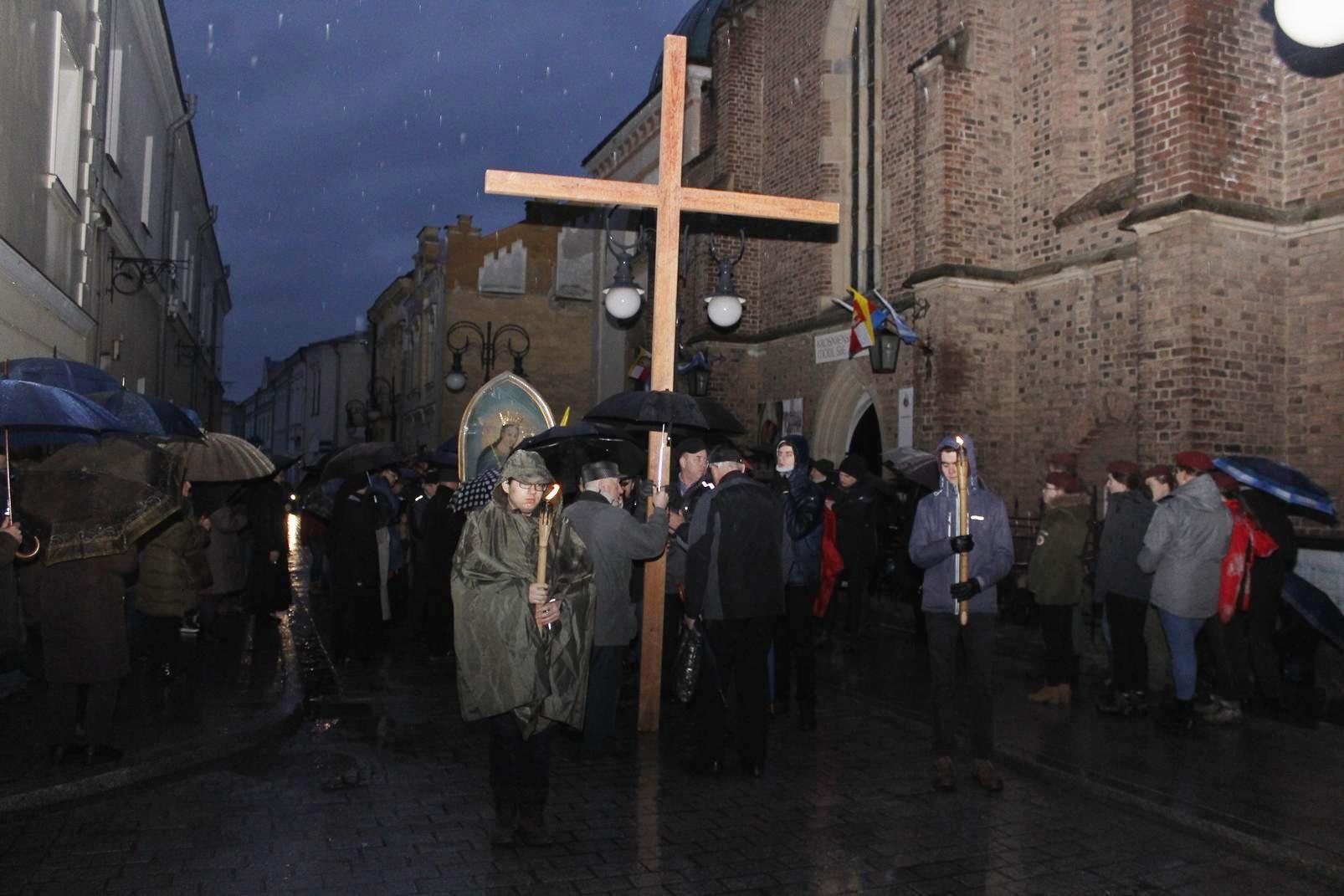 Droga Krzyżowa ulicami Krosna (18)