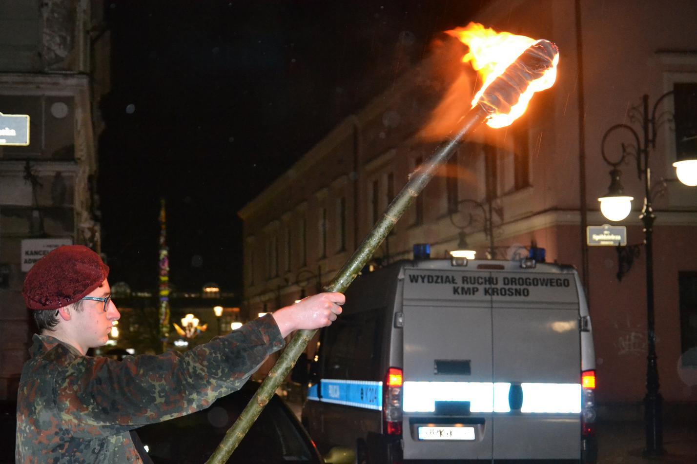 Droga Krzyżowa ulicami Krosna (181)