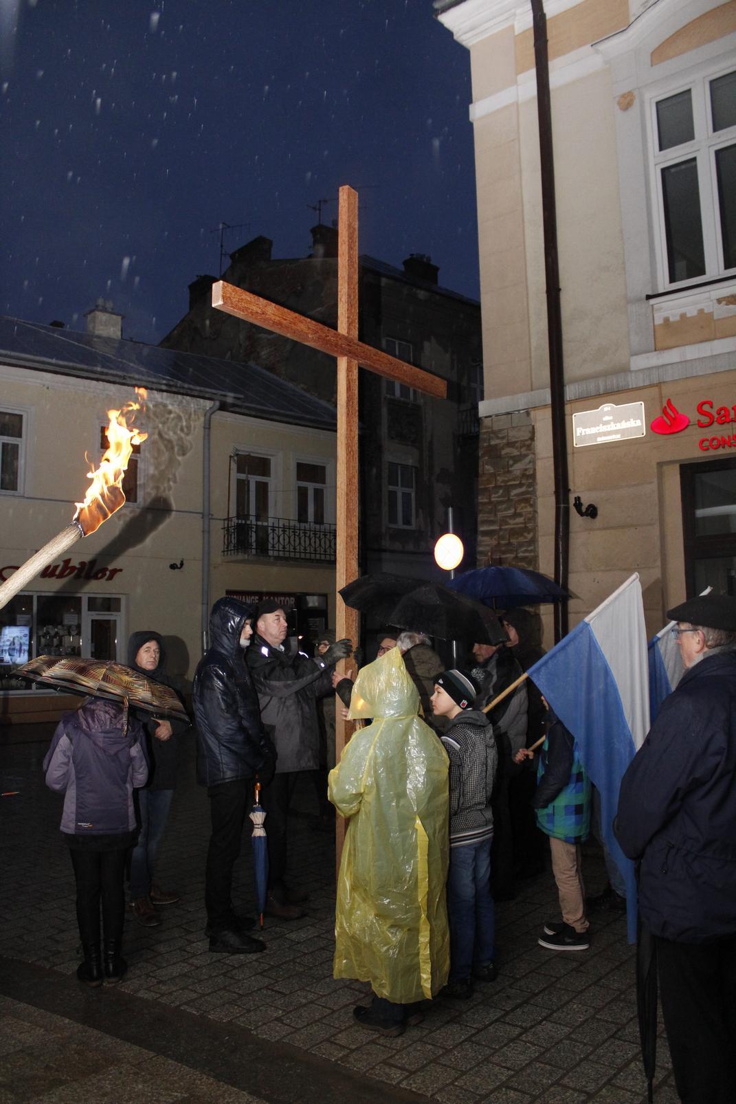Droga Krzyżowa ulicami Krosna (31)