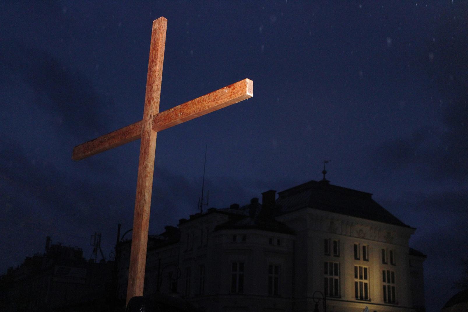 Droga Krzyżowa ulicami Krosna (37)