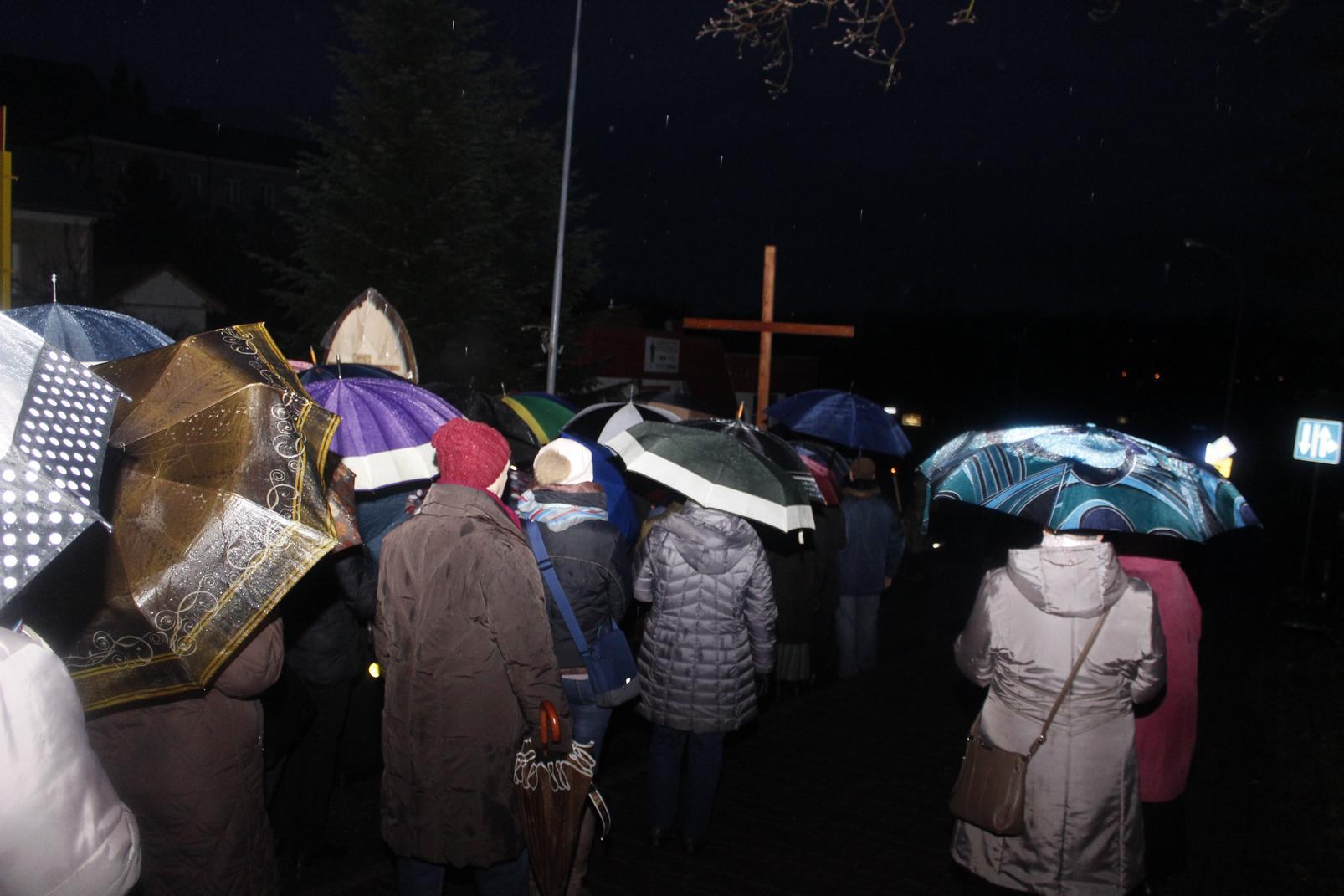 Droga Krzyżowa ulicami Krosna (44)