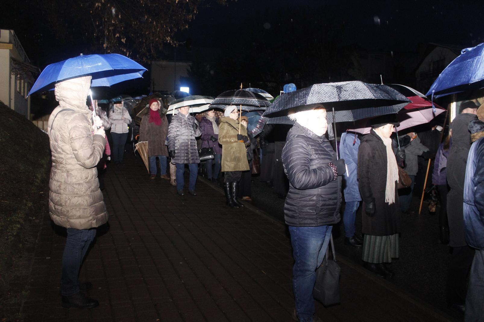 Droga Krzyżowa ulicami Krosna (46)