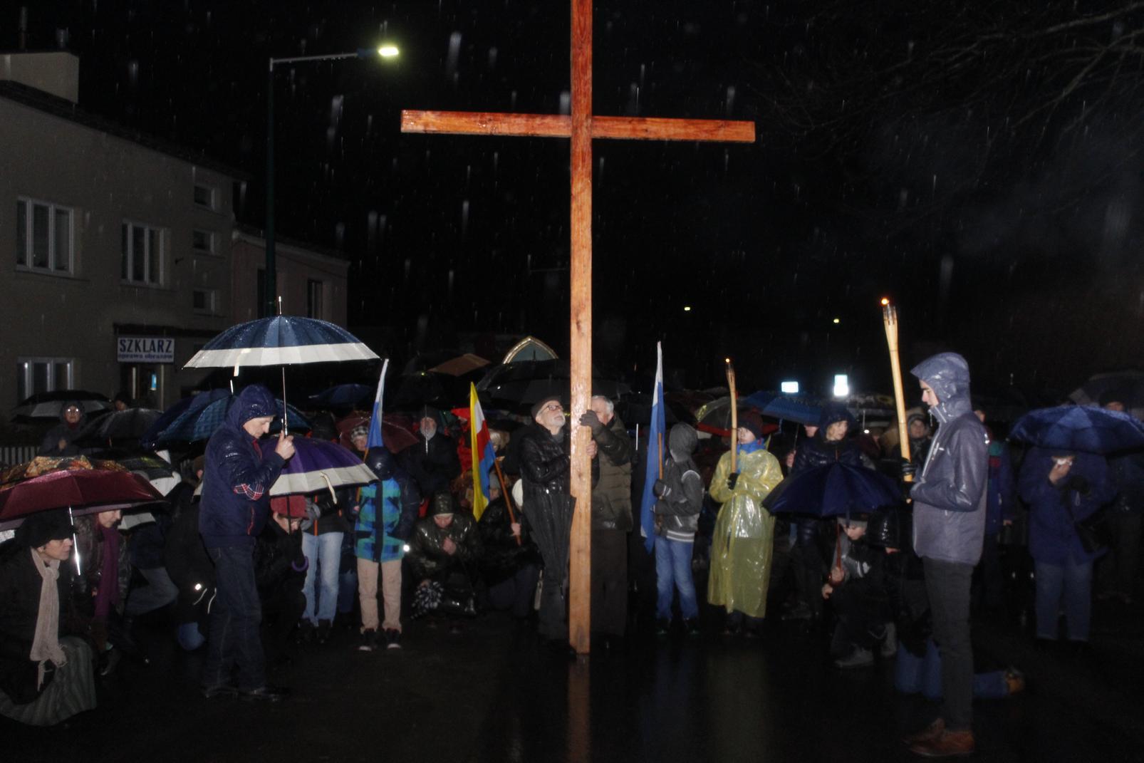 Droga Krzyżowa ulicami Krosna (80)
