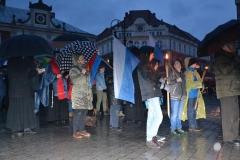 Droga Krzyżowa ulicami Krosna (110)
