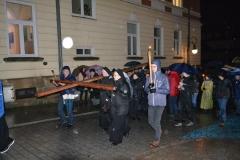 Droga Krzyżowa ulicami Krosna (178)