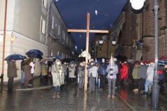 Droga Krzyżowa ulicami Krosna (20)