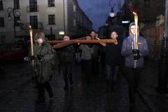Droga Krzyżowa ulicami Krosna (22)