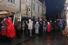 Droga Krzyżowa ulicami Krosna (32)