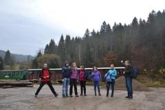 Integracja młodzieży w Bieszczadach (06)