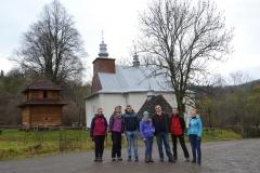 Integracja młodzieży w Bieszczadach (10)