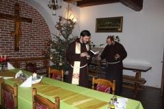 Kolęda u Franciszkanów (14)