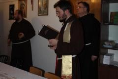 Kolęda u Franciszkanów (16)