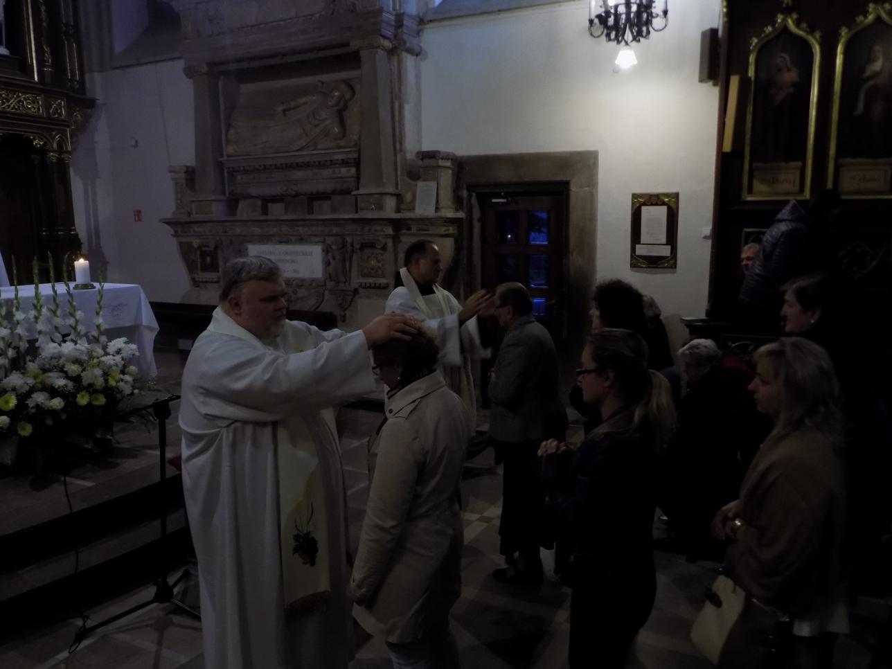 Misje Parafialne (16) dzień trzeci Błogosławieństwo chorych