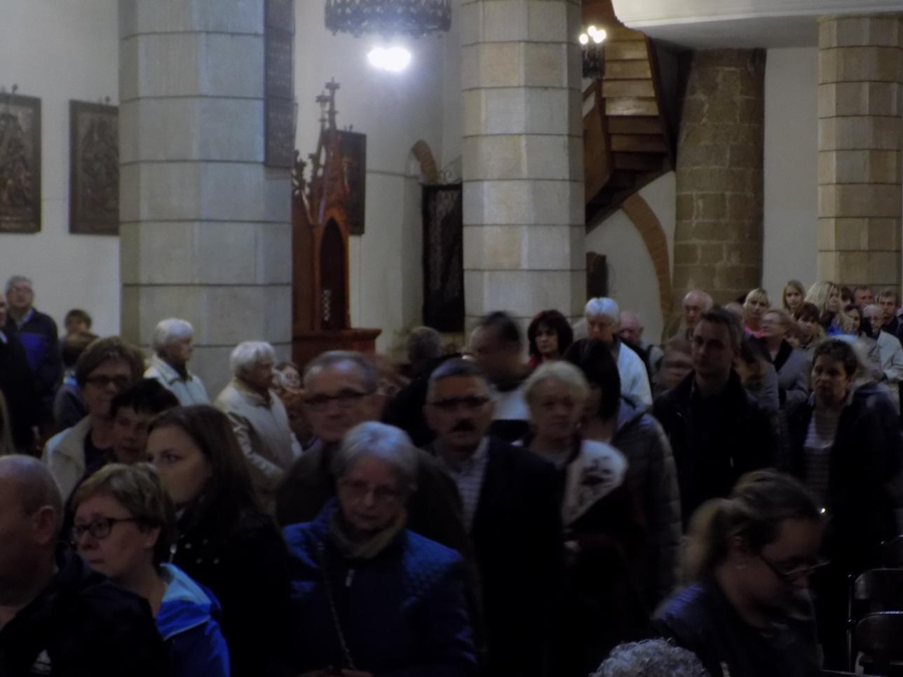 Misje Parafialne (17) dzień trzeci Błogosławieństwo chorych