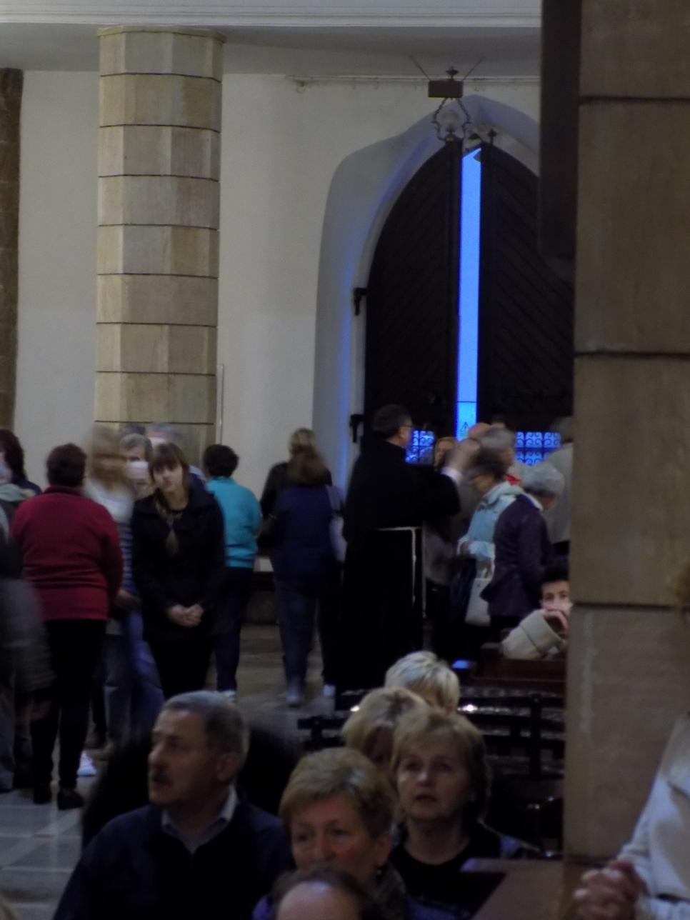Misje Parafialne (18) dzień trzeci Błogosławieństwo chorych