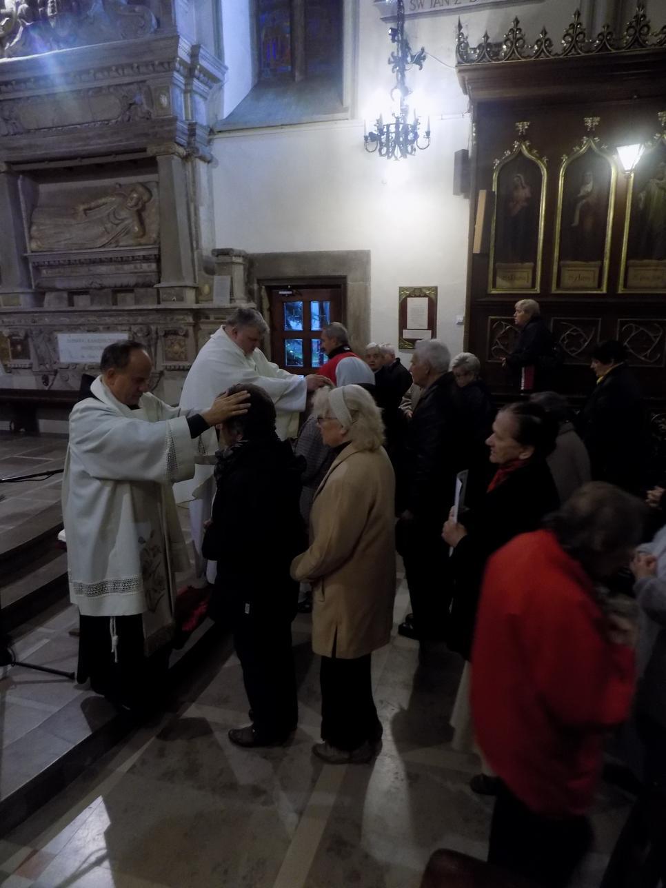 Misje Parafialne (29) dzień piąty Błogosławieństwo dziadków