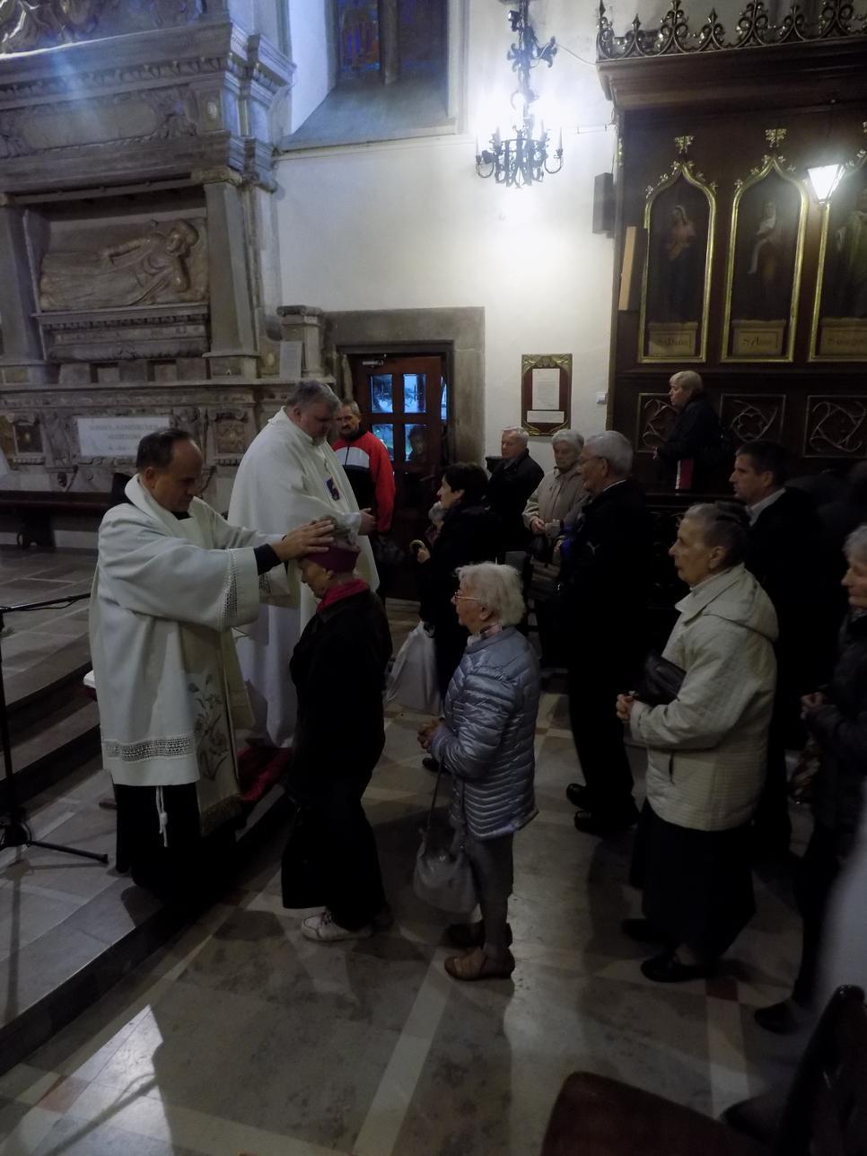 Misje Parafialne (32) dzień piąty Błogosławieństwo dziadków