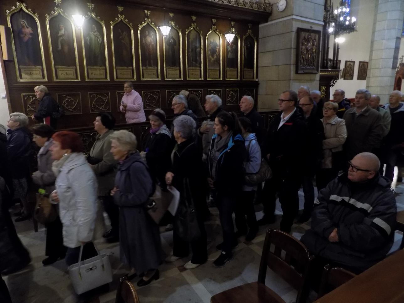 Misje Parafialne (33) dzień piąty Błogosławieństwo dziadków