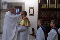 Misje Parafialne (05) dzień drugi Błogosławieństwo dzieci