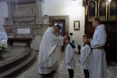 Misje Parafialne (06) dzień drugi Błogosławieństwo dzieci