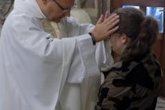 Misje Parafialne (10) dzień drugi Błogosławieństwo dzieci
