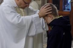 Misje Parafialne (14) dzień drugi Błogosławieństwo dzieci