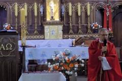Msza dla kandydatów do bierzmowania z przekazaniem Modlitewnika dojrzałego chrześcijanina (10)