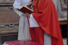 Msza dla kandydatów do bierzmowania z przekazaniem Modlitewnika dojrzałego chrześcijanina (11)