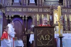 Msza dla kandydatów do bierzmowania z przekazaniem Modlitewnika dojrzałego chrześcijanina (13)
